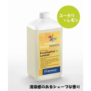 芳香液ユーカリ+レモン 1リットル入り<業務用> metos