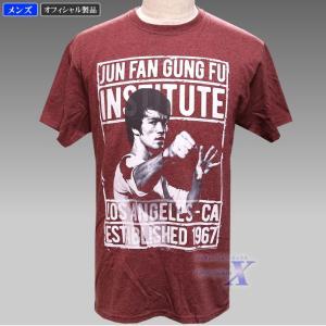 【ブルースリー・オフィシャルTシャツ】メンズ(フィスト・パンチ)|metrofashion