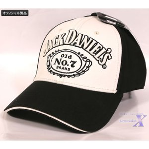 Jack Daniel's ジャックダニエルズ・オフィシャル帽子(タイプ3) metrofashion