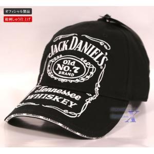 Jack Daniel's ジャックダニエルズ・オフィシャル帽子(タイプ2) metrofashion