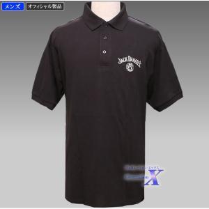 Jack Daniels ジャックダニエルズ公式メンズPoloシャツ metrofashion