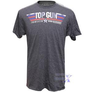 映画「トップガン」公式メンズTシャツ(30周年記念)|metrofashion
