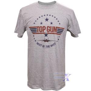 映画「トップガン」公式メンズTシャツ(ベスト・オブザ・ベスト)|metrofashion