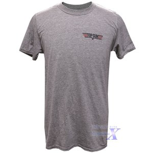 映画「トップガン」公式メンズTシャツ(マーベリック)|metrofashion