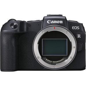 【送料無料】ミラーレス一眼レフカメラ Canon EOS RP ボディ ブラック【中古】