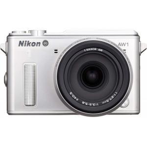 【送料無料】ミラーレス一眼 Nikon ニコン AW1 11-27.5mm  防水ズームレンズキット...