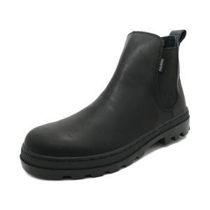 スニーカー パラディウム PALLADIUM パラボスチェルシー ブラック メンズ シューズ 靴 18FA mexico