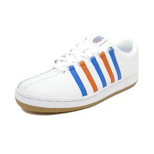 スニーカー ケースイス K-SWISS クラシック88ヘリテージ ホワイト/ブルー/オレンジ メンズ シューズ 靴 36060465 19SS mexico