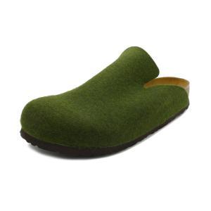 サンダル ビルケンシュトック BIRKENSTOCK ダボスウールフェルト オリーブ 幅広 メンズ レディース シューズ 靴 18FW|mexico
