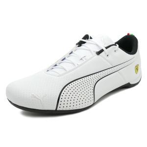 スニーカー プーマ PUMA SFフューチャーキャットウルトラ プーマ ホワイト/プーマ ブラック メンズ レディース シューズ 靴 18FA|mexico