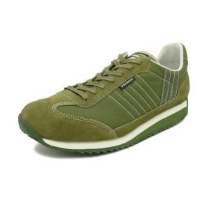 スニーカー パトリック PATRICK マラソンギャバ カーキ メンズ レディース シューズ 靴 19SS|mexico