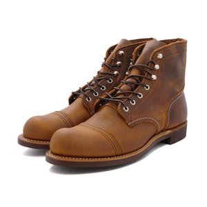 RED WING 8085 Iron Range  レッドウイング 8085 アイアンレンジ Copper Rough&Tough カッパー ラフ&タフ|mexico