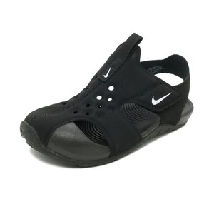 スニーカー ナイキ NIKE サンレイプロテクト2PS ブラック/ホワイト キッズ シューズ 靴 19SU|mexico