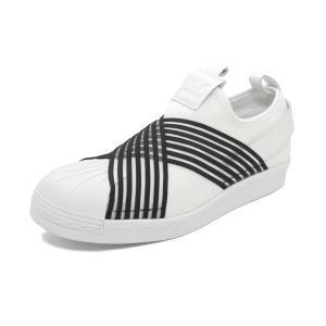 スニーカー アディダス adidas スーパースタースリッポンウィメンズ ホワイト/ブラック メンズ レディース シューズ 靴 19SS|mexico