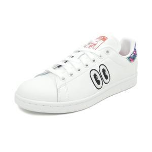 スニーカー アディダス adidas スタンスミスW ホワイト/アクティブレッド レディース シューズ 靴 19SS|mexico