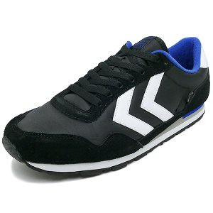 hummel ヒュンメル REFLEX LOW リフレックスロー black/white/blue ブラック/ホワイト/ブルー hm63781-2114 mexico