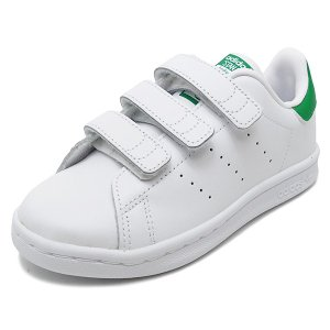 ADIDAS Originals STAN SMITH CF C 【アディダス オリジナルス スタンスミスコンフォートC】 running white/green (ランニングホワイト/グリーン) M20607 17FW|mexico