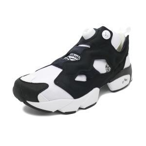 スニーカー リーボック REEBOK インスタポンプフューリーOG ホワイト/ブラック/ゴールド メンズ レディース シューズ 靴|mexico