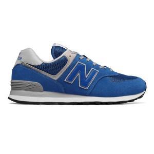 【先行予約】 NEW BALANCE ML574 ERB 【ニューバランス ML574ERB】 classic blue (クラシック ブルー) NB ML574-ERB 18SS|mexico