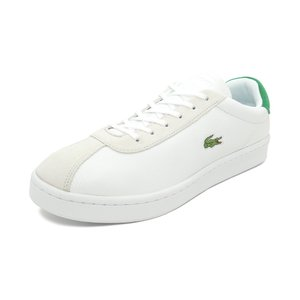 スニーカー ラコステ LACOSTE マスターズ 119 2 SMA ホワイト/グリーン メンズ シューズ 靴 19SS|mexico