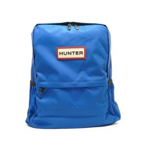 ハンター HUNTER オリジナルラージナイロンバックパック バケットブルー メンズ レディース 19SS|mexico