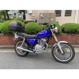 【中古バイク | GN125H】希少美車 | 少走行|mf-ban