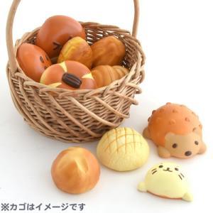 【送料込み】 ままごと 本物みたい〜! 柔らか パン 10個セット|mg-sweet