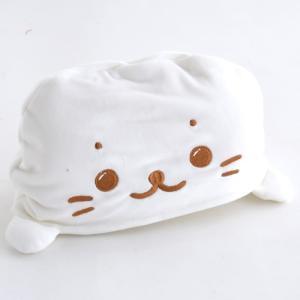 ★セール SALE★ しろたん ひざかけーぷ クッション Sサイズ|mg-sweet