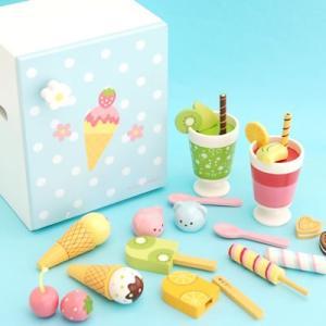 【訳あり価格】 野苺 おままごと アイス&パフェセット|mg-sweet