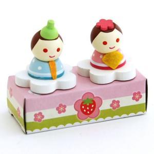 野苺 ままごと ひな祭り ピックセット|mg-sweet