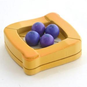 ままごと 木製 ベリー デ二ッシュパン|mg-sweet