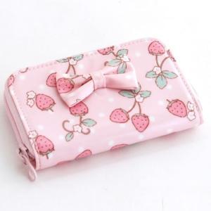 【スキップガーデン】 苺 カードケース|mg-sweet