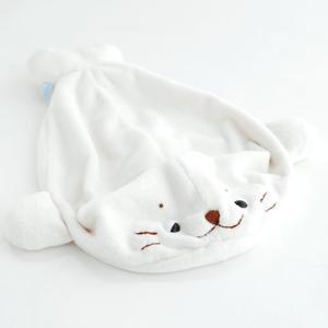 ※カバーのみの販売となります。クッションは付属しておりません。  【サイズ】しろたん お好み抱き枕(...
