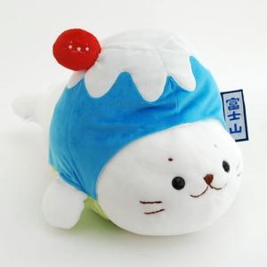 しろたん 富士山に変身 抱き枕|mg-sweet