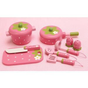 野苺 ままごと セレクトキッチンのオプション…キッチンツールセット|mg-sweet|02