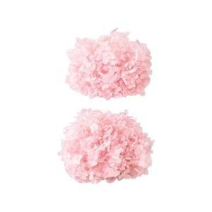小ぶりで可愛い花形が特徴のアジサイです。どんなアレンジにも使いやすいピンク色です。