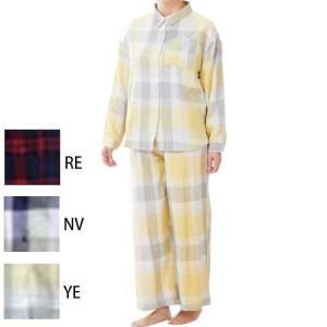 ビエラチェックパジャマ P42010〔代引き不可〕 トレード|mgbaby-shop