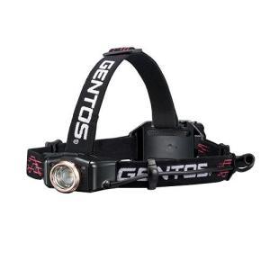 GENTOS Gシリーズ LEDヘッドライト GH-010RG〔代引き不可〕 トレード