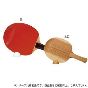 ビッグウエディングスプーン 趣味のシリーズ 卓球ラケット型スプーン 赤 飾り台付〔代引き不可〕〔同梱不可〕 トレード|mgbaby-shop