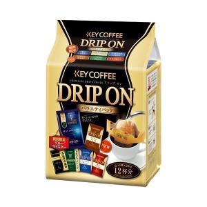 (まとめ) キーコーヒー ドリップオン バラエティパック /1パック〔×10セット〕