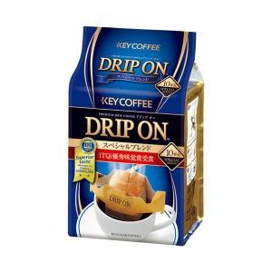 (まとめ) キーコーヒー ドリップオン スペシャルブレンド10P〔×10セット〕