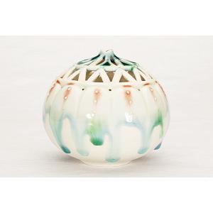 【MG敬】のぐちみか 作『透かし彫り花器(丸)』MN-F62|mgkei