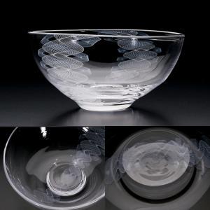 【MG敬】伊藤周作 作『ファイバーレース 楕円鉢』shu09-3|mgkei