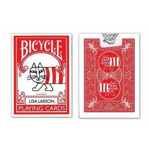 トランプ バイスクル リサラーソン(BICYCLE LISA LARSON)