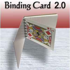 バインディングカード 2.0 マジックDVD マジックセット 手品