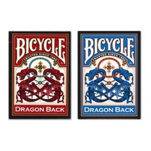 トランプ バイスクル(BICYCLE) ドラゴンバック