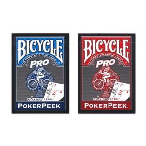 トランプ バイスクル プロポーカーピーク(BICYCLE PRO PLER PEEK)
