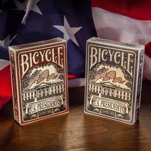 トランプ バイスクル US プレジデント(BICYCLE U.S. PREDIDENTS)
