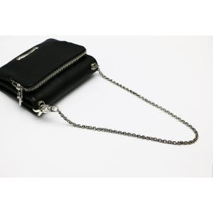 新品 クロムハーツ  ウォレット ビッグスプーン BIG SPOON ブラック 折りたたみ財布|mgmarket|05