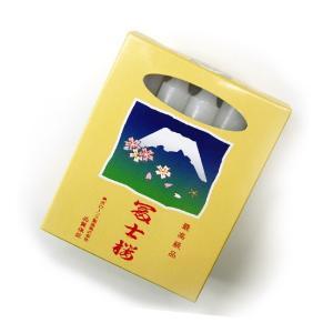 富士桜 スタンドキャンドル (燃焼時間約4時間・15本入り) mgohnoya